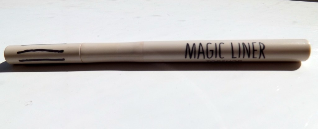 REVIEW: TOPSHOP MAGIC LINER