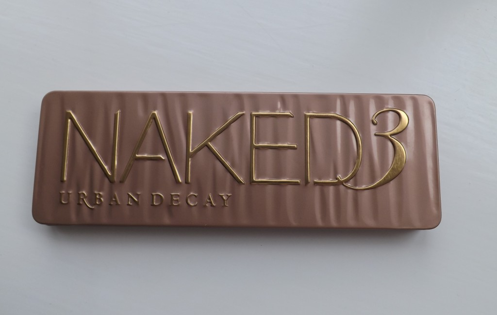 REVIEW: URBAN DECAY NAKED 3