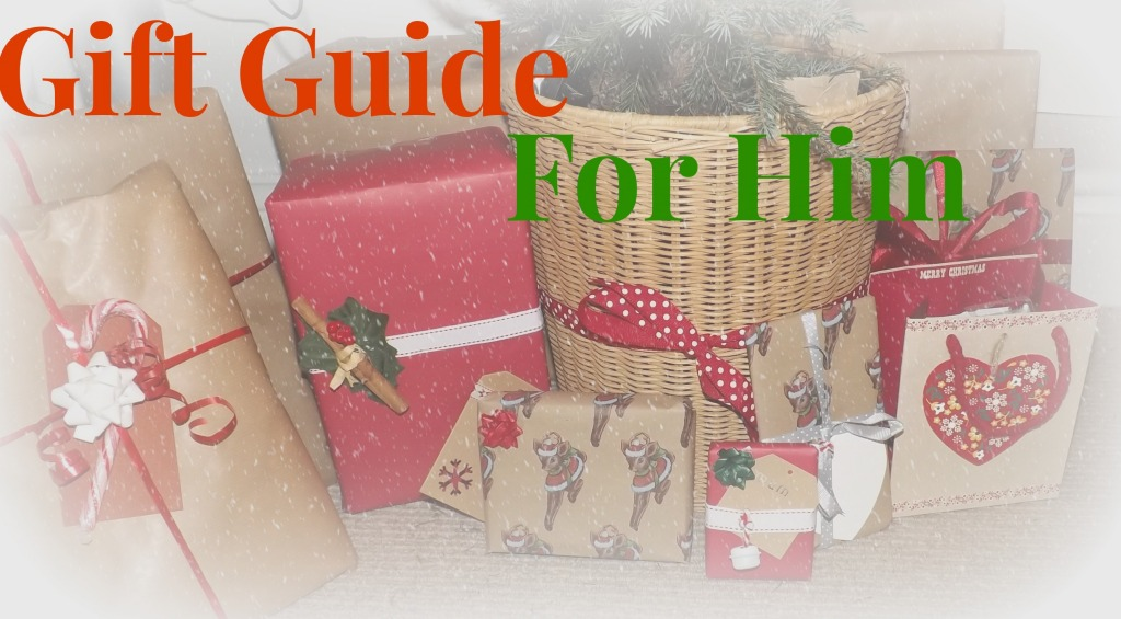 gift guide for him cover