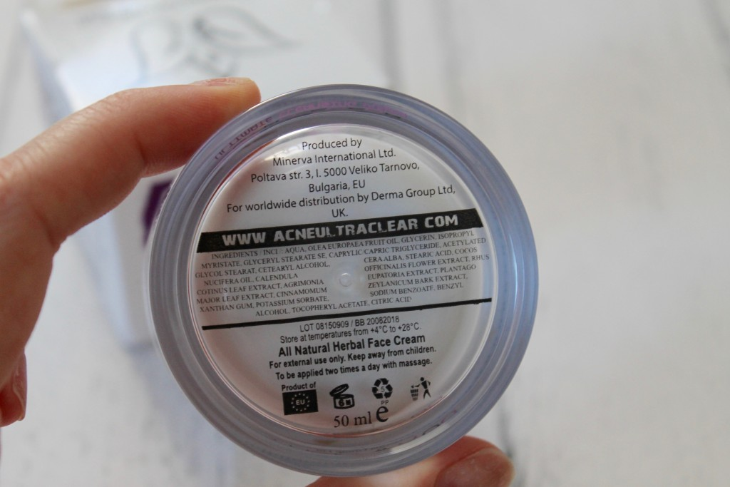 Natural Acne Ultra Clear 5