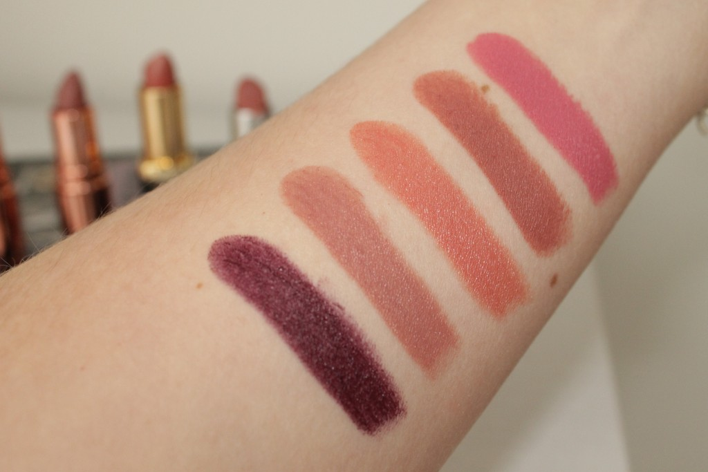 A week in shades :: Lipstick 9