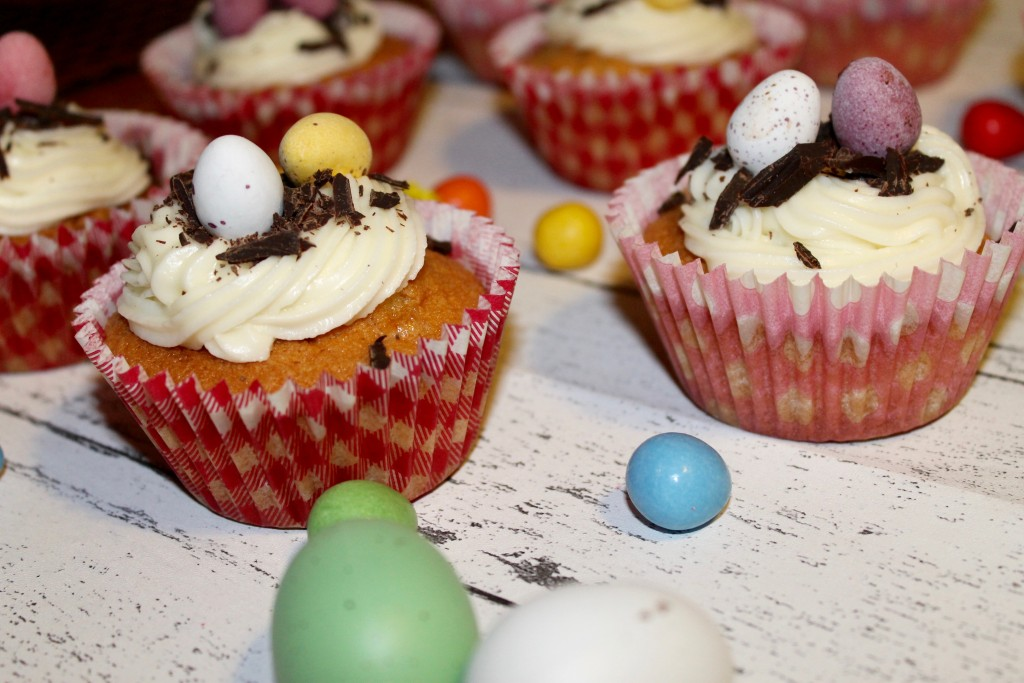 Easter cupcakes  4