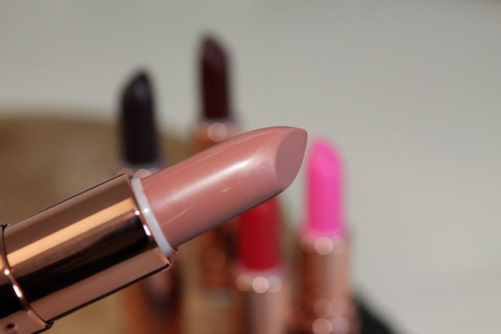 Make-Up Revolution Rose Lipstick Review 15
