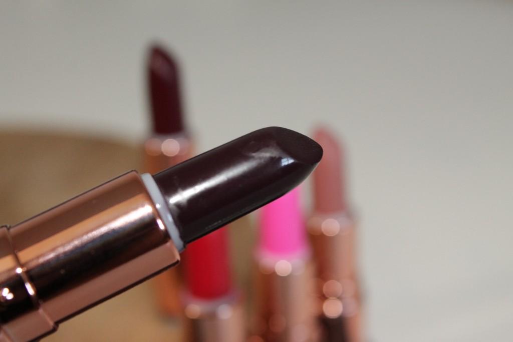 Make-Up Revolution Rose Lipstick Review 16