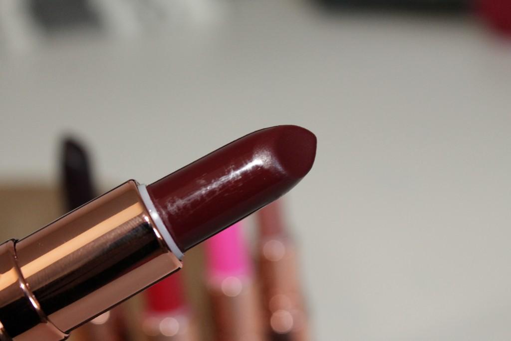 Make-Up Revolution Rose Lipstick Review 17