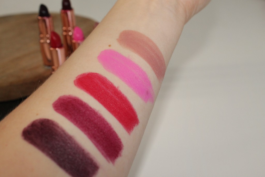 Make-Up Revolution Rose Lipstick Review 21