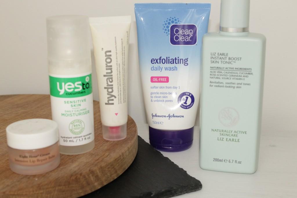 Morning Skincare Routine 4