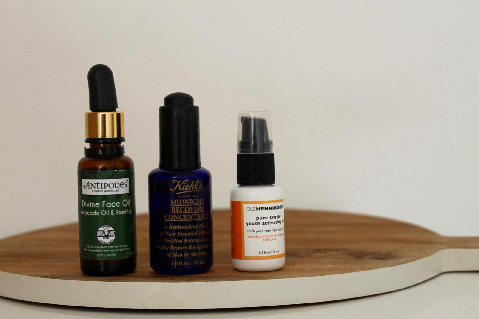 face-oils