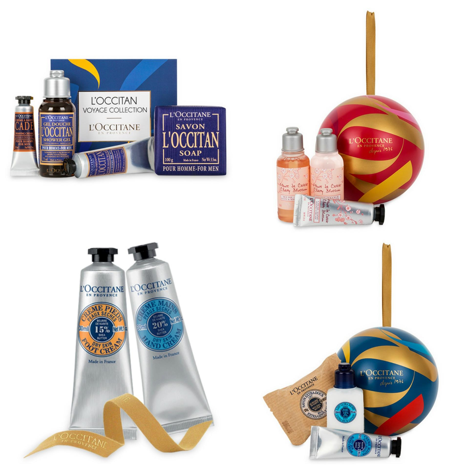 Beauty  // Loccitane Christmas Gift Guide