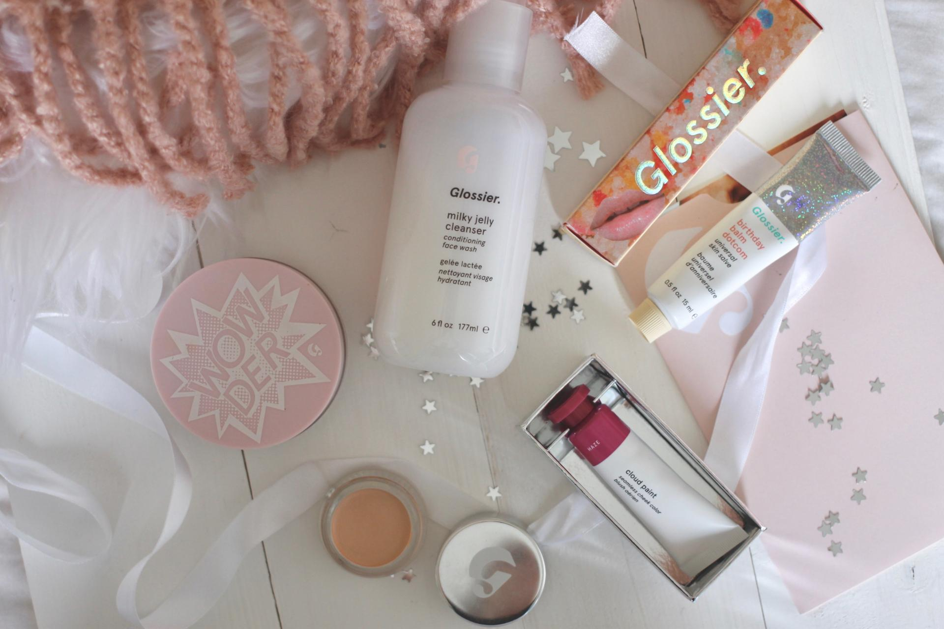 A Very, Very late Glossier Order