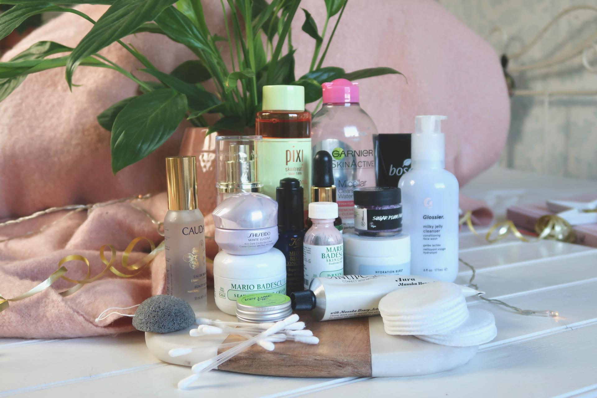 January Skincare Detox