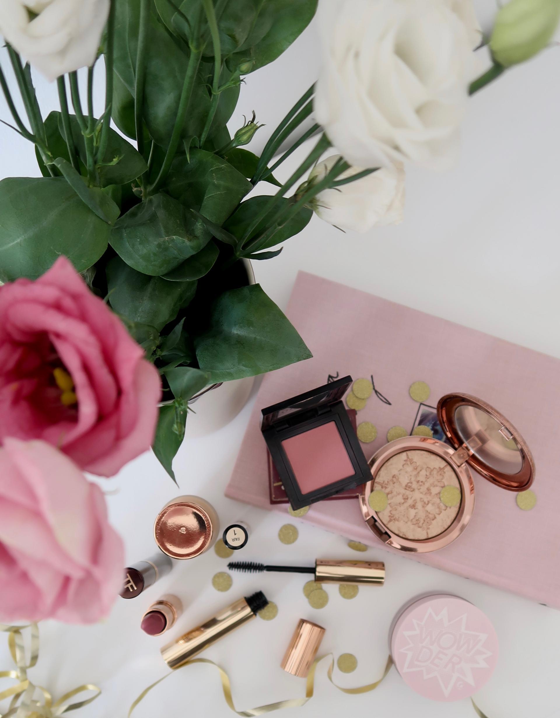 Spring Make-Up Edit
